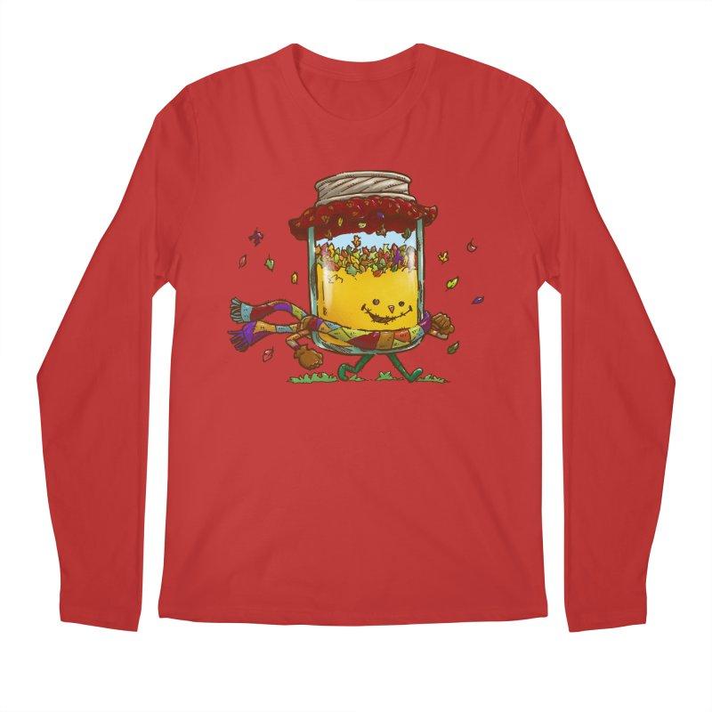 Fall Jam Men's Longsleeve T-Shirt by nickv47
