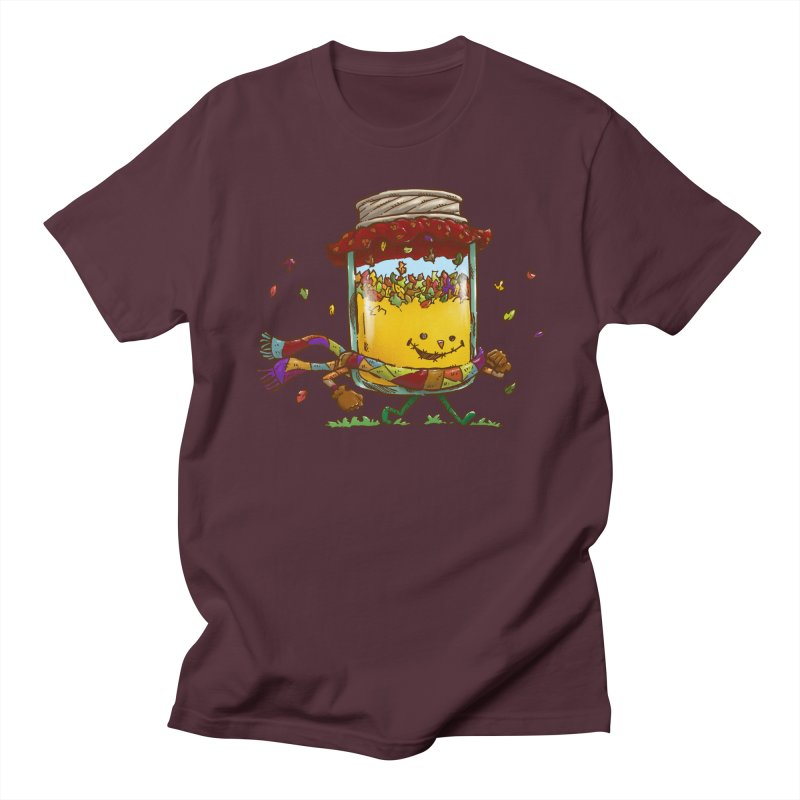 Fall Jam Women's Unisex T-Shirt by nickv47