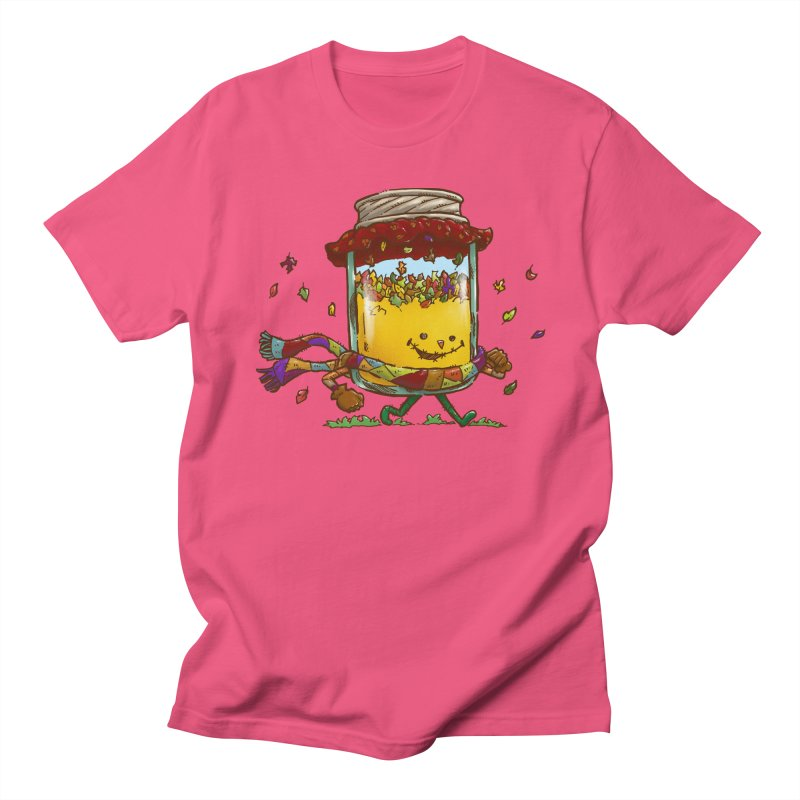 Fall Jam Men's T-Shirt by nickv47