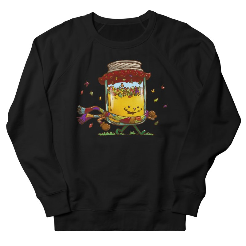 Fall Jam Women's Sweatshirt by nickv47