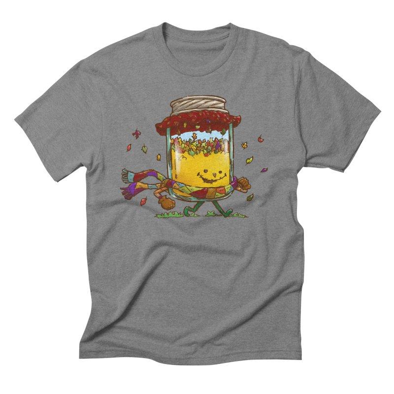 Fall Jam Men's Triblend T-Shirt by nickv47