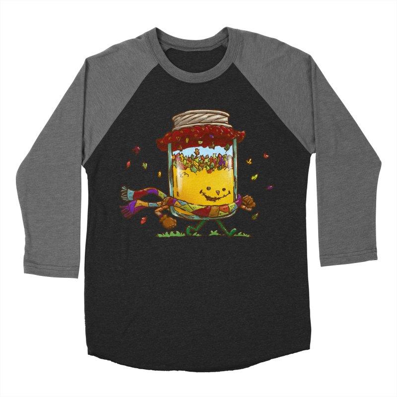 Fall Jam Women's Baseball Triblend T-Shirt by nickv47
