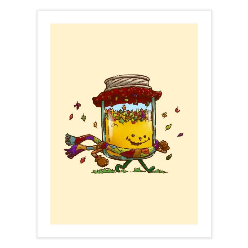 Fall Jam Home Fine Art Print by nickv47