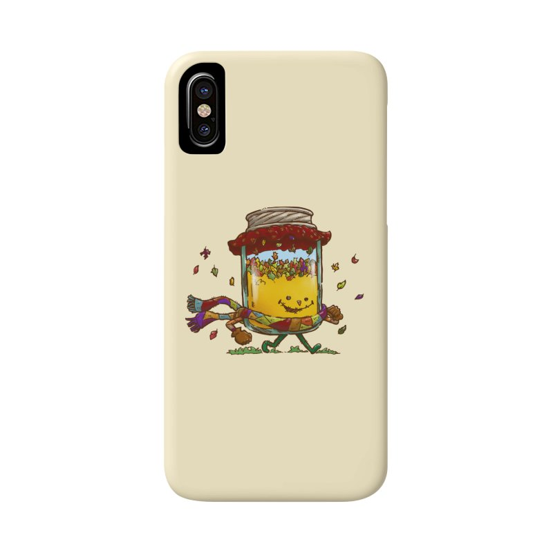 Fall Jam Accessories Phone Case by nickv47