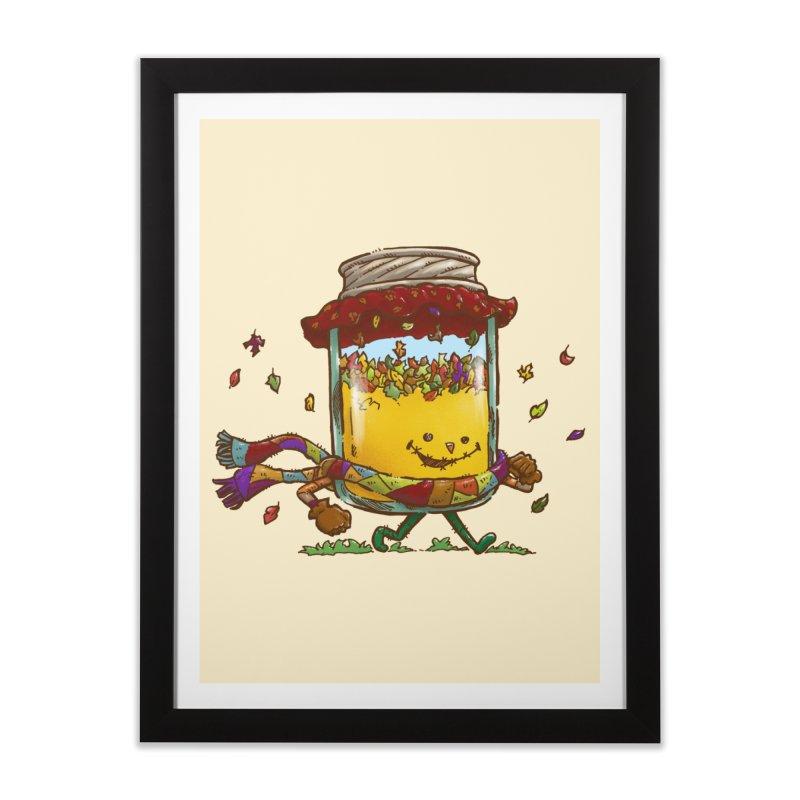 Fall Jam Home Framed Fine Art Print by nickv47