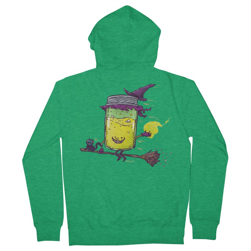 The Witch Jam Women's Zip-Up Hoody by nickv47