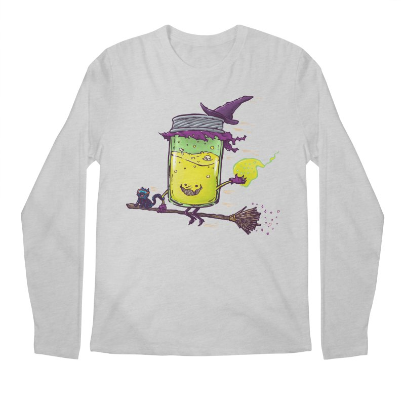 The Witch Jam Men's Longsleeve T-Shirt by nickv47