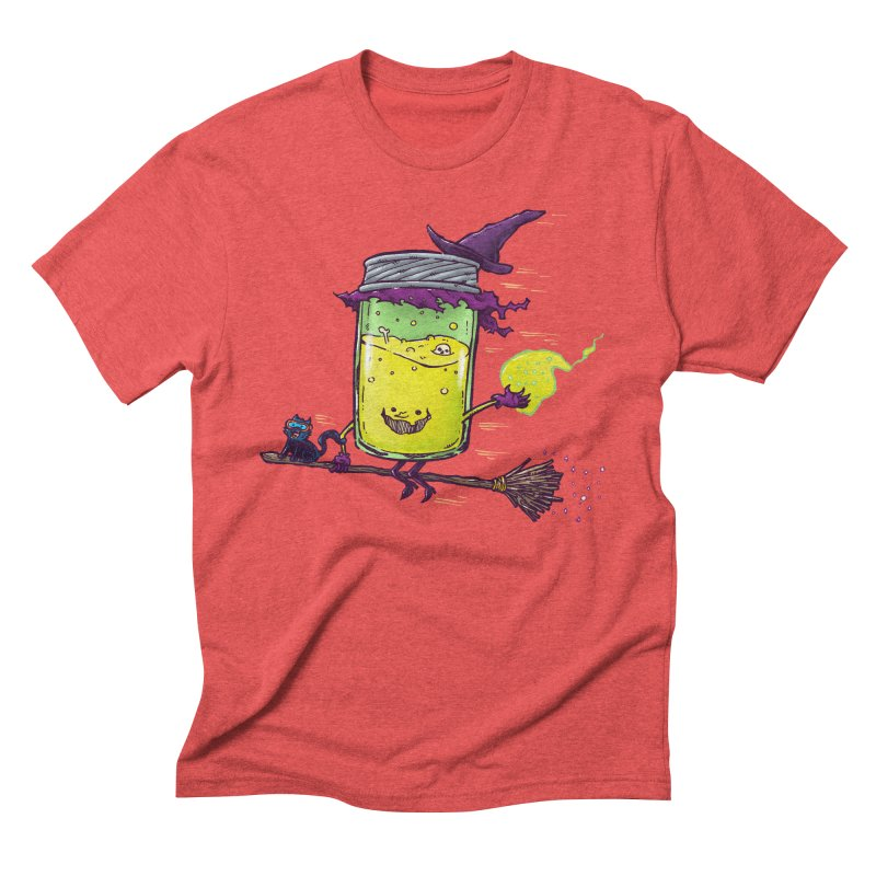 The Witch Jam Men's Triblend T-Shirt by nickv47
