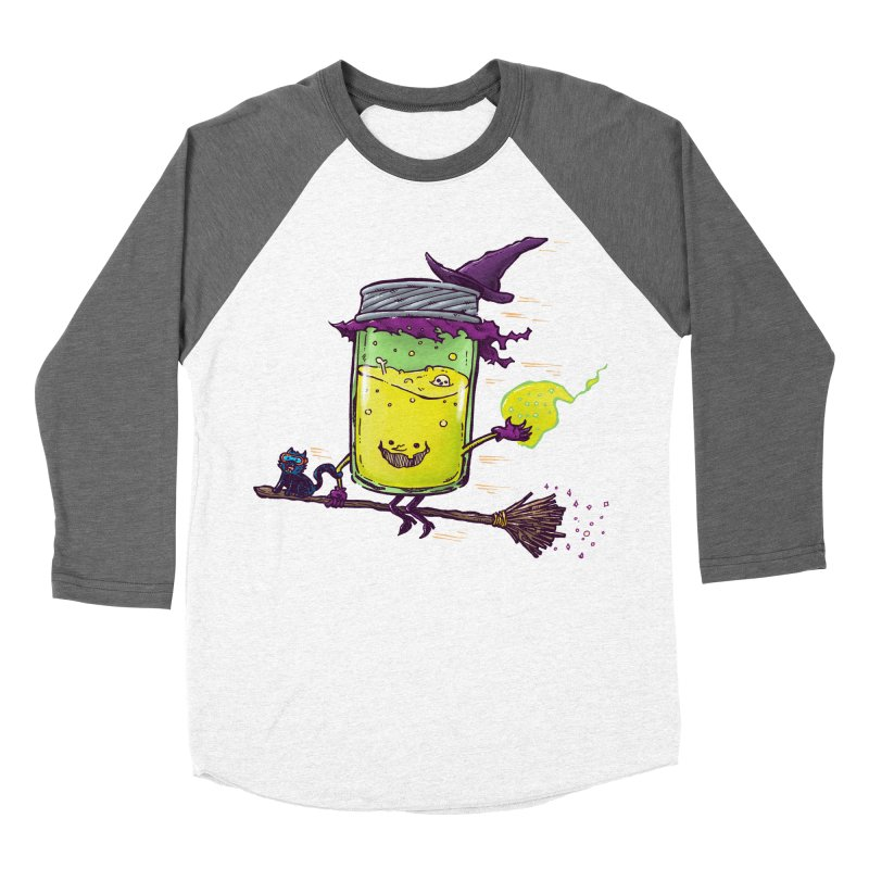 The Witch Jam Women's Baseball Triblend T-Shirt by nickv47