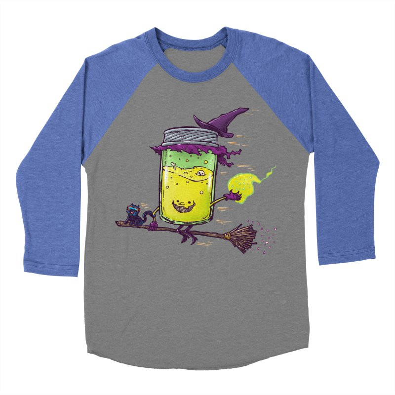 The Witch Jam Men's Baseball Triblend T-Shirt by nickv47