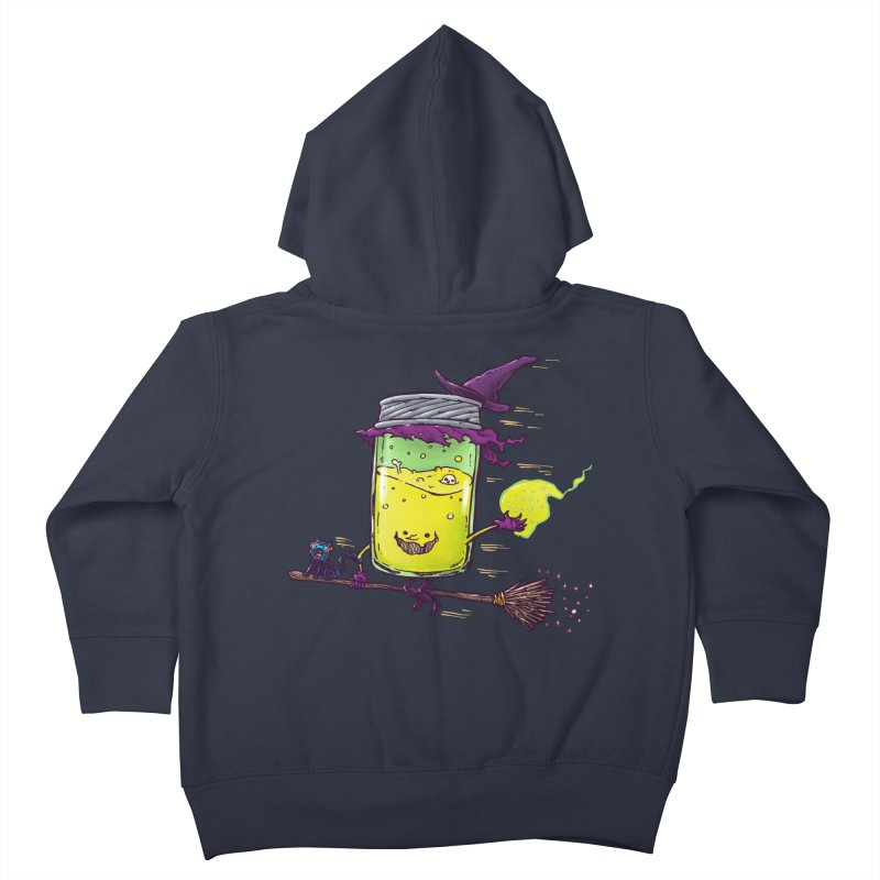 The Witch Jam Kids Toddler Zip-Up Hoody by nickv47