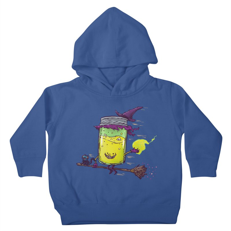 The Witch Jam Kids Toddler Pullover Hoody by nickv47