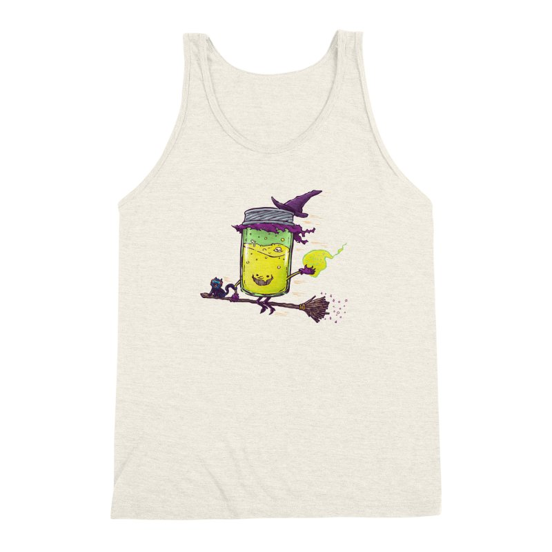 The Witch Jam Men's Triblend Tank by nickv47