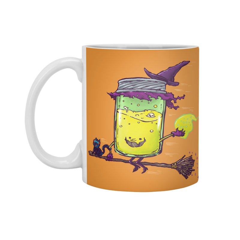 The Witch Jam Accessories Mug by nickv47