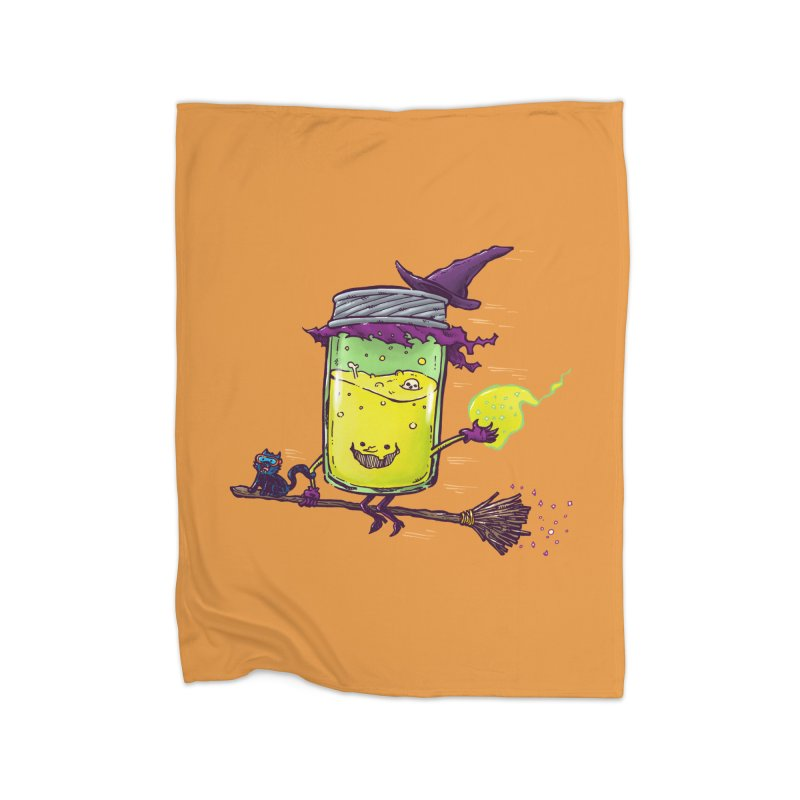 The Witch Jam Home Blanket by nickv47
