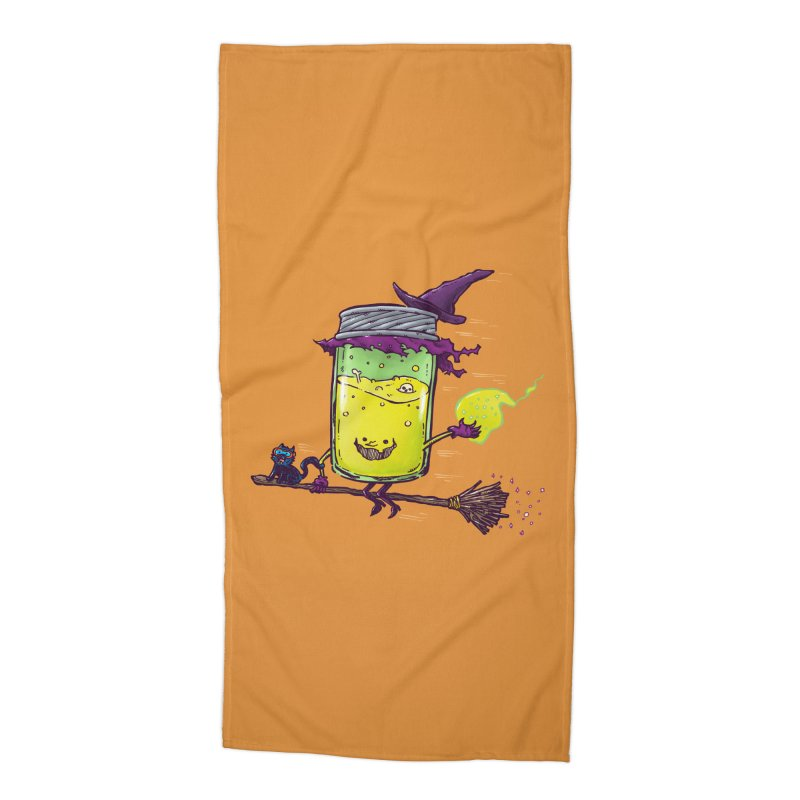 The Witch Jam Accessories Beach Towel by nickv47