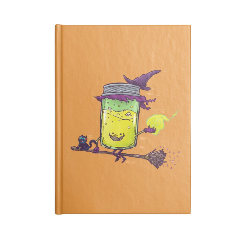 The Witch Jam Accessories Notebook by nickv47