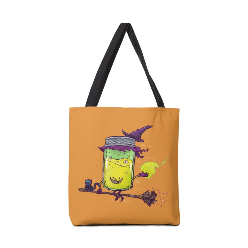 The Witch Jam Accessories Bag by nickv47