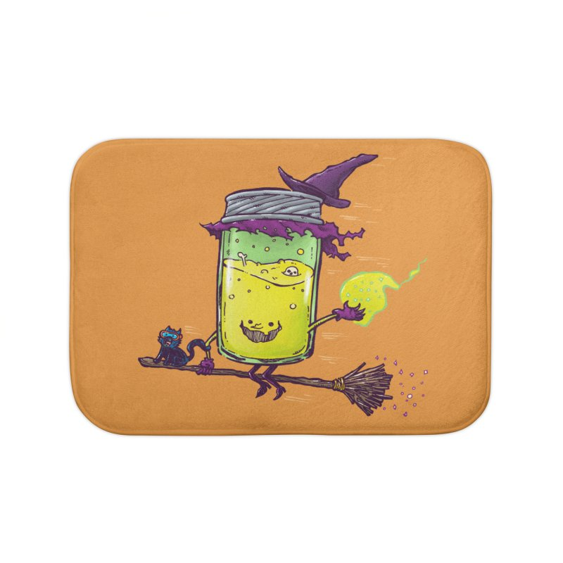 The Witch Jam Home Bath Mat by nickv47