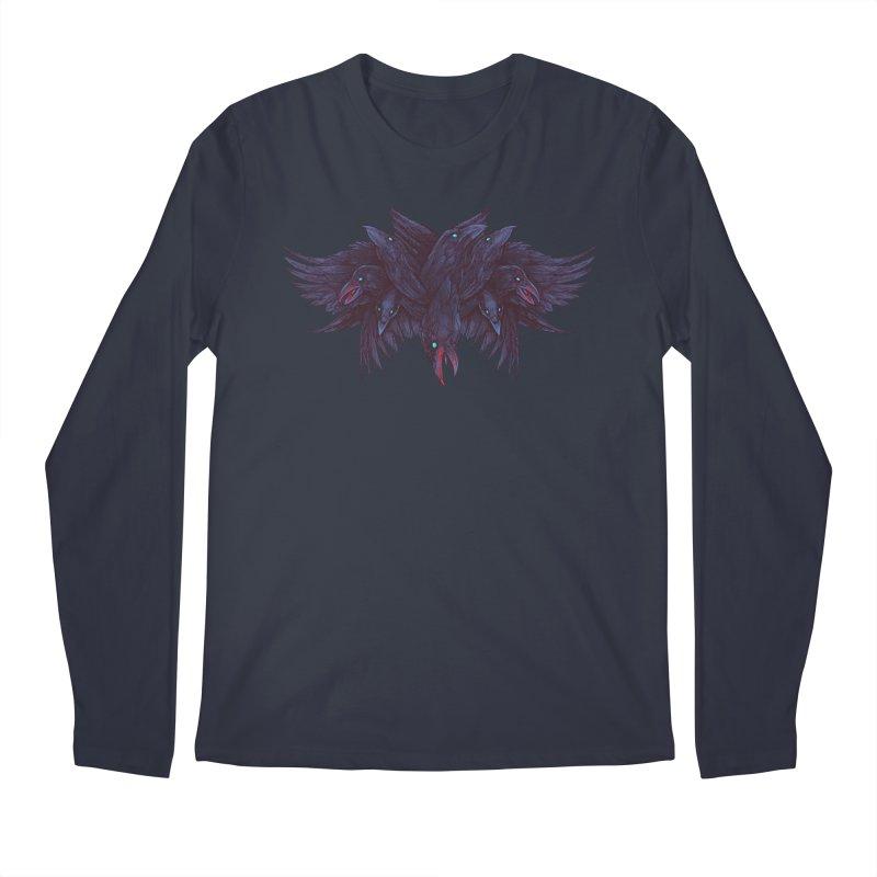 Crowberus Reborn Men's Longsleeve T-Shirt by nickv47
