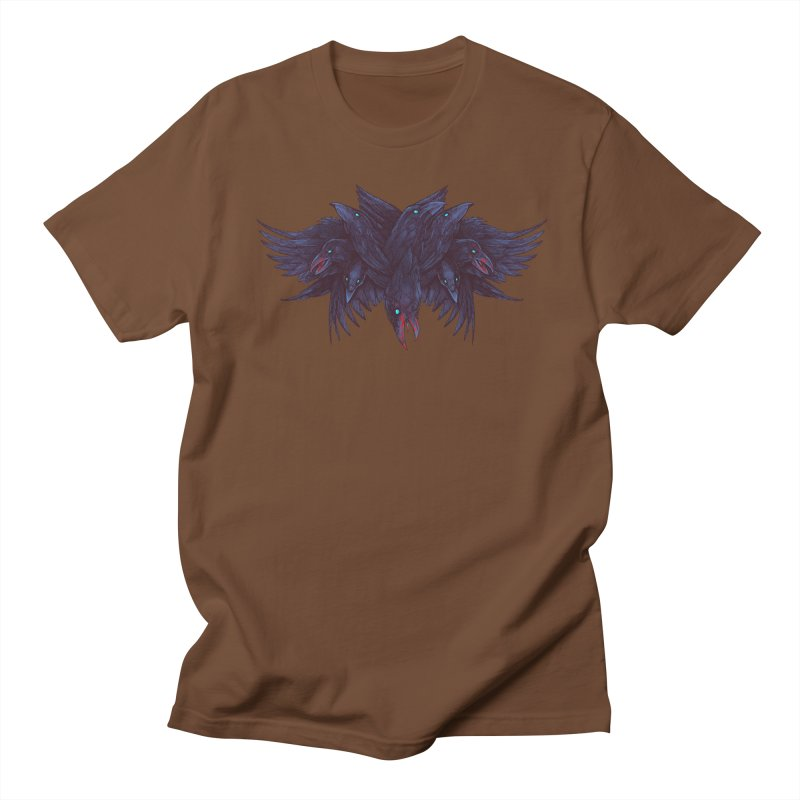 Crowberus Reborn Men's T-Shirt by nickv47
