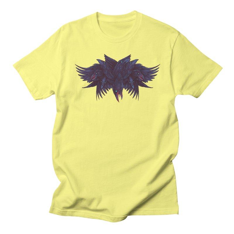 Crowberus Reborn Men's T-shirt by nickv47