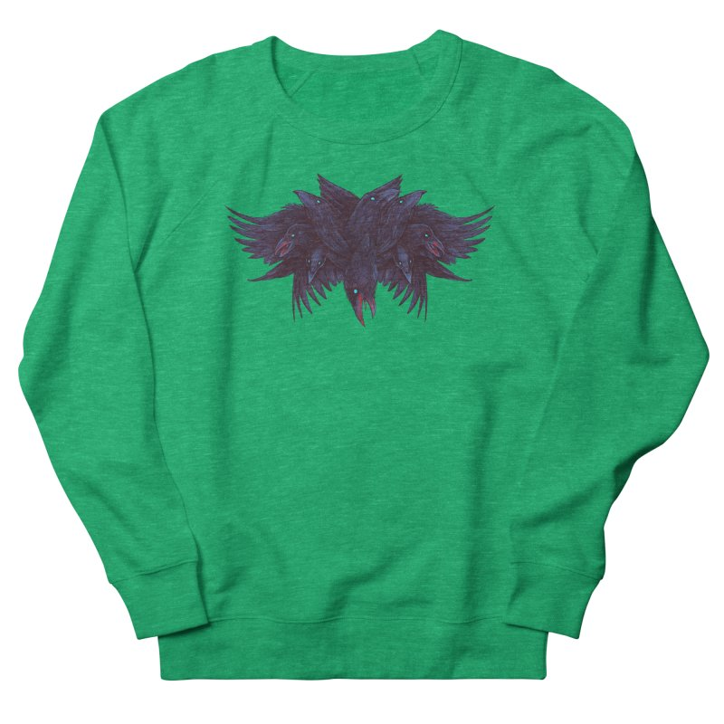 Crowberus Reborn Men's Sweatshirt by nickv47
