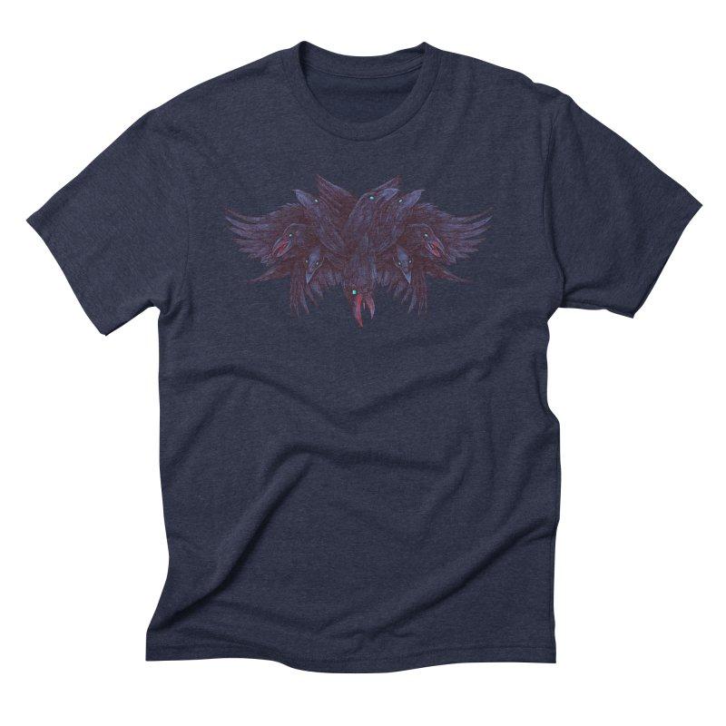 Crowberus Reborn Men's Triblend T-Shirt by nickv47