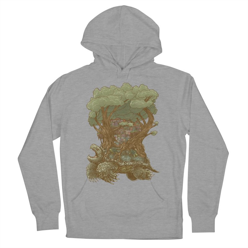 Atlas Reborn Men's Pullover Hoody by nickv47
