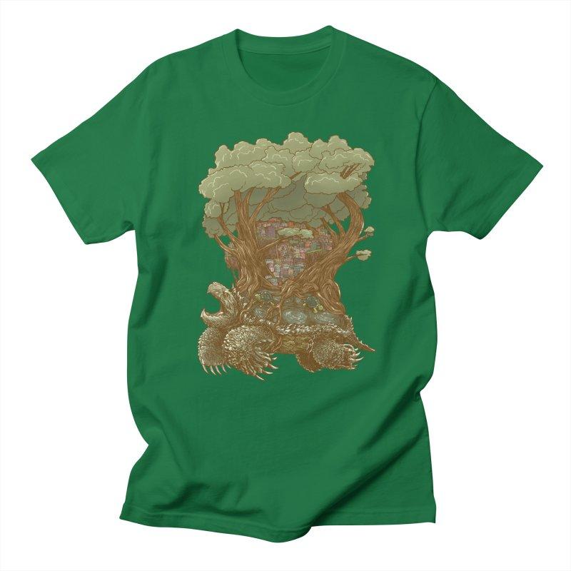Atlas Reborn Women's Unisex T-Shirt by nickv47