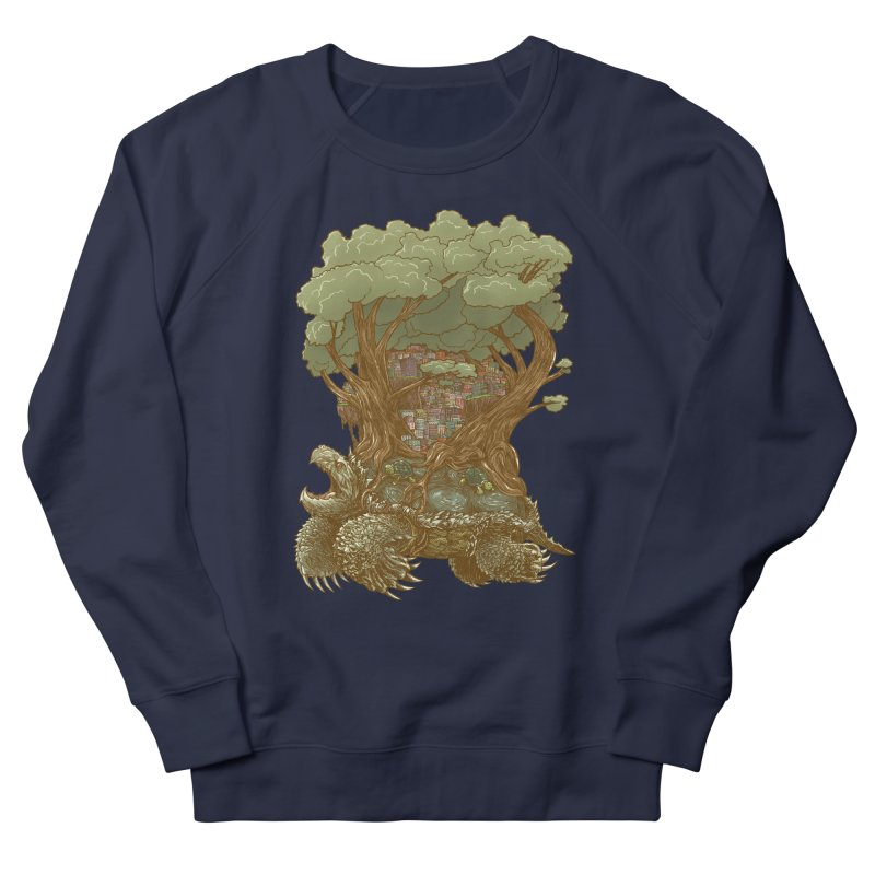 Atlas Reborn Women's Sweatshirt by nickv47