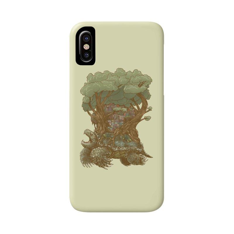 Atlas Reborn Accessories Phone Case by nickv47