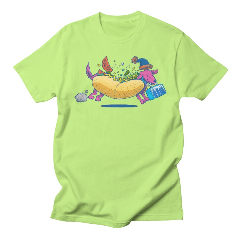 Chicago Dog: Lunch Pail Women's Unisex T-Shirt by nickv47