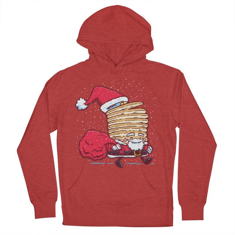 Santa Pancake Women's Pullover Hoody by nickv47