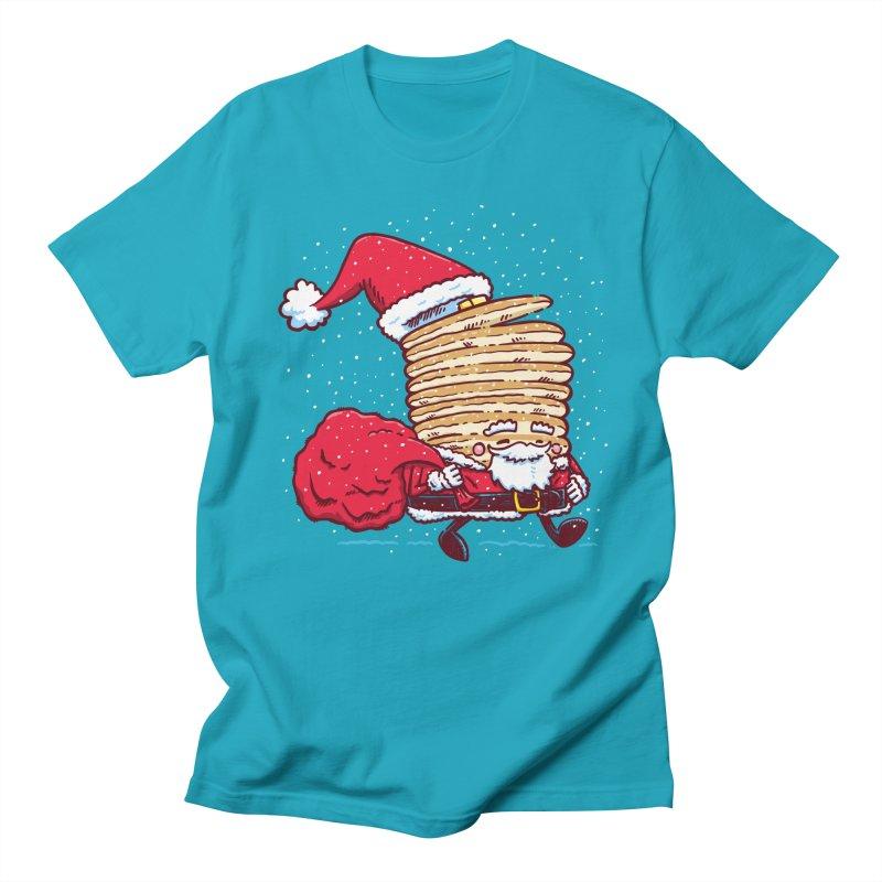 Santa Pancake Women's Unisex T-Shirt by nickv47