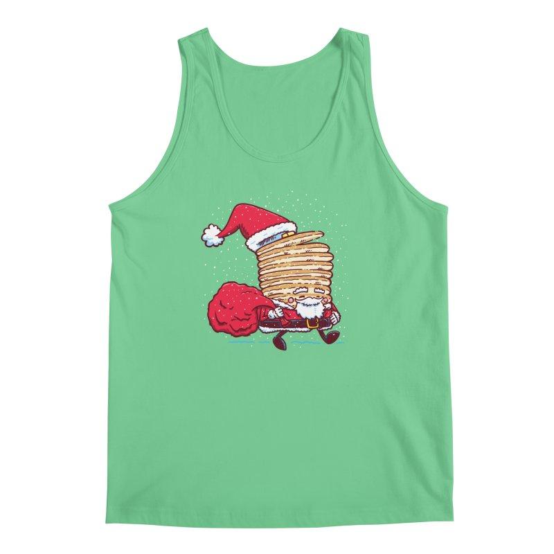 Santa Pancake Men's Regular Tank by nickv47