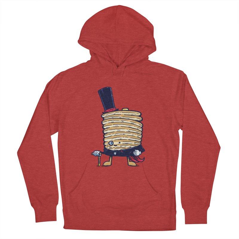 Fancy Captain Pancake Men's Pullover Hoody by nickv47