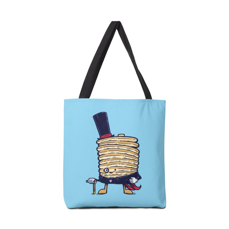 Fancy Captain Pancake Accessories Bag by nickv47