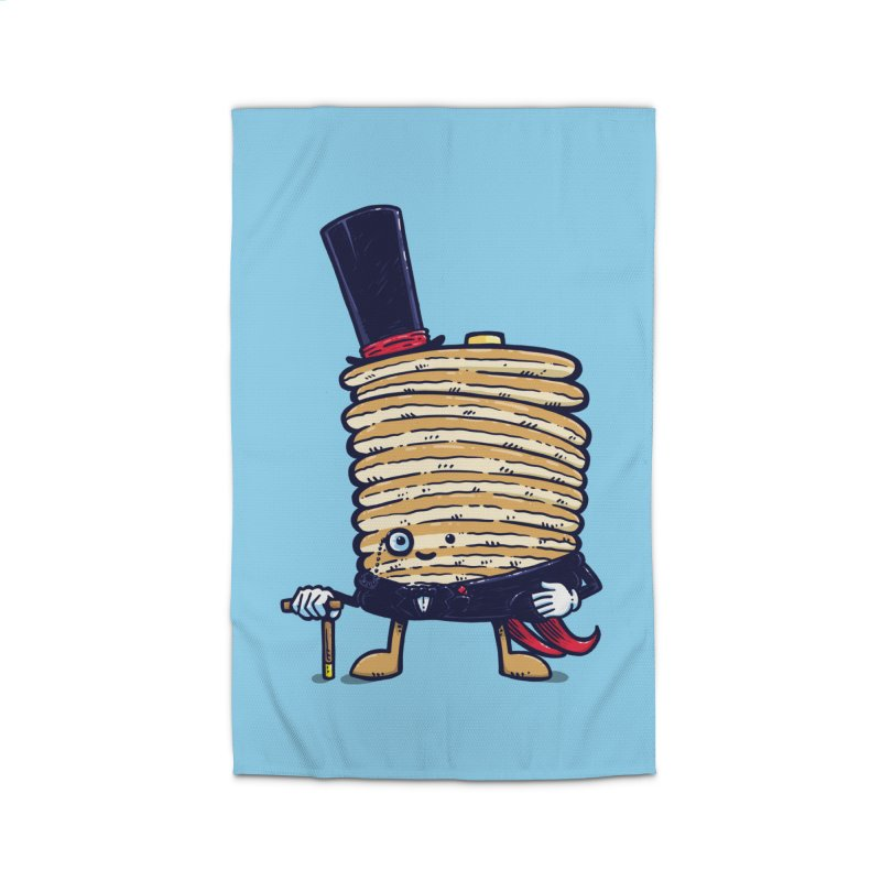 Fancy Captain Pancake Home Rug by nickv47