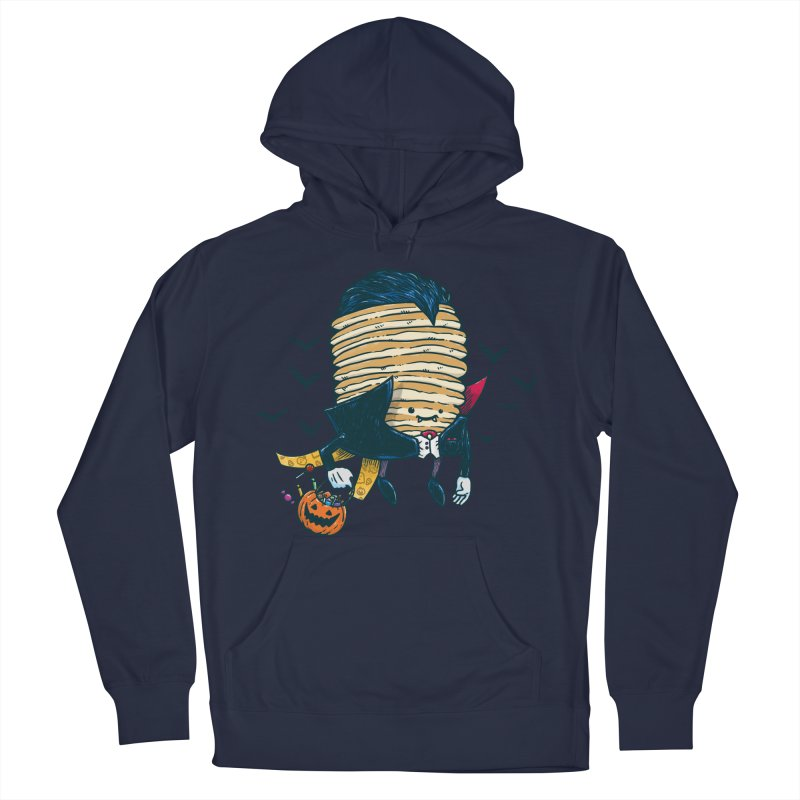 Spooky Pancake Men's Pullover Hoody by nickv47