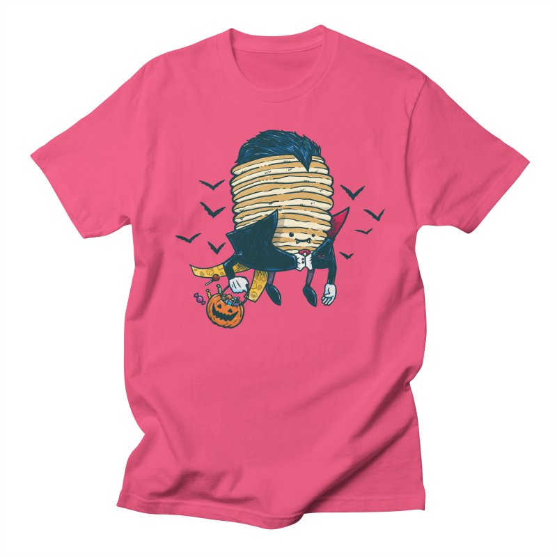 Spooky Pancake Men's T-Shirt by nickv47