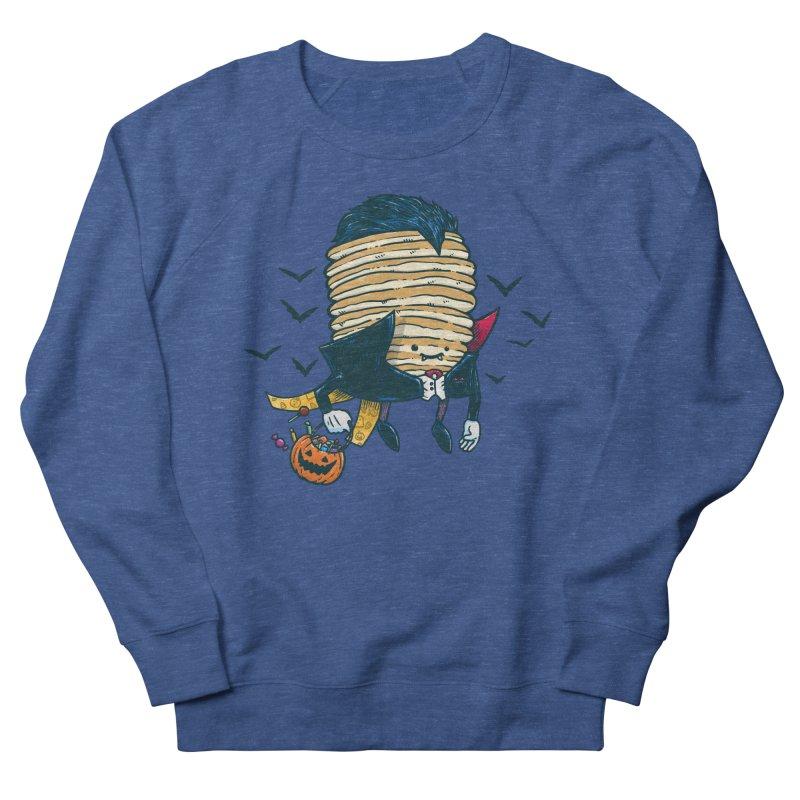 Spooky Pancake Men's Sweatshirt by nickv47
