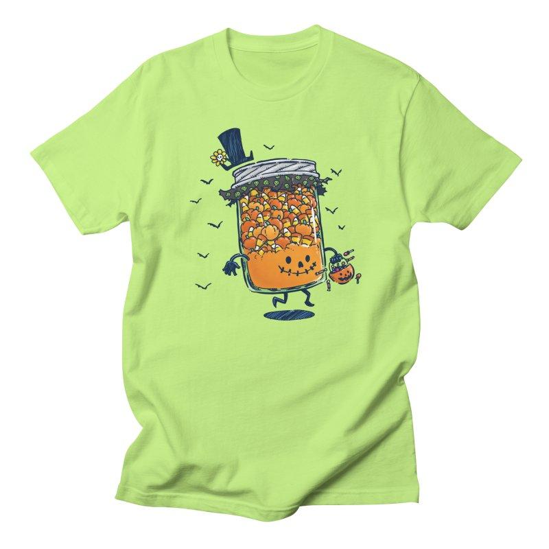 Halloween Jam Men's T-Shirt by nickv47