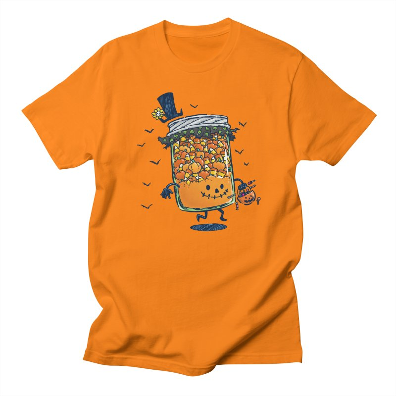 Halloween Jam Men's T-Shirt by nickv47
