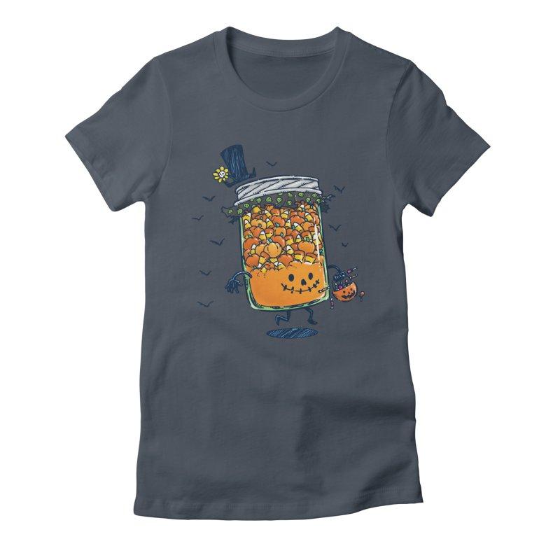 Halloween Jam Women's T-Shirt by nickv47