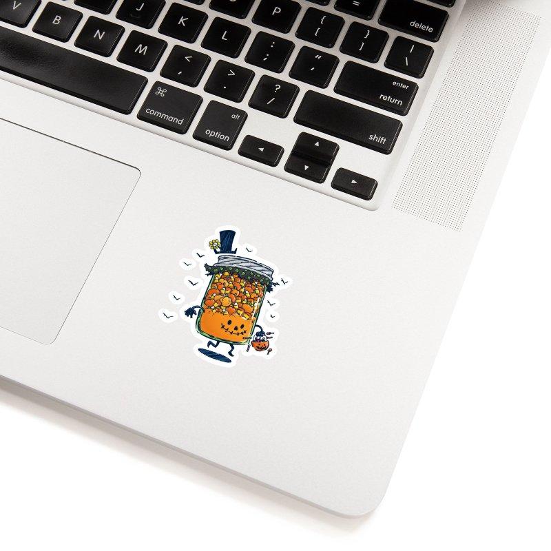 Halloween Jam Accessories Sticker by nickv47