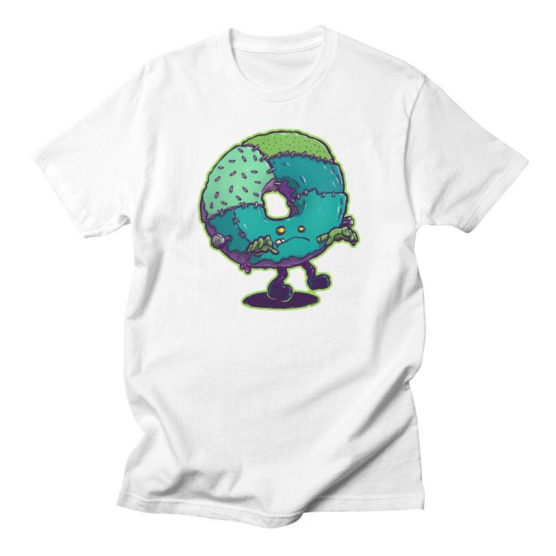 Composite Donut Men's T-Shirt by nickv47