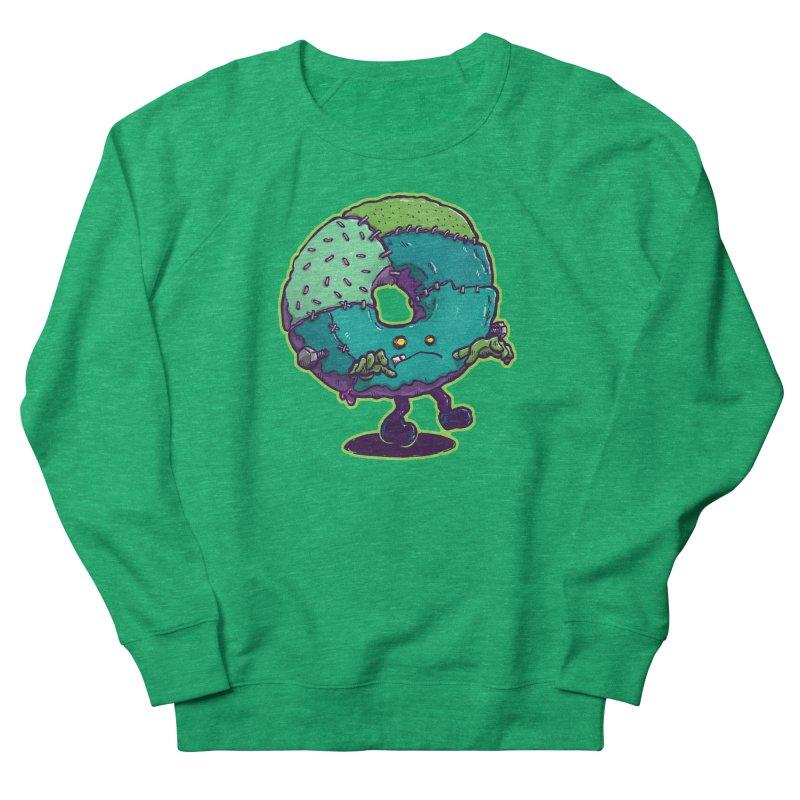 Composite Donut Women's Sweatshirt by nickv47