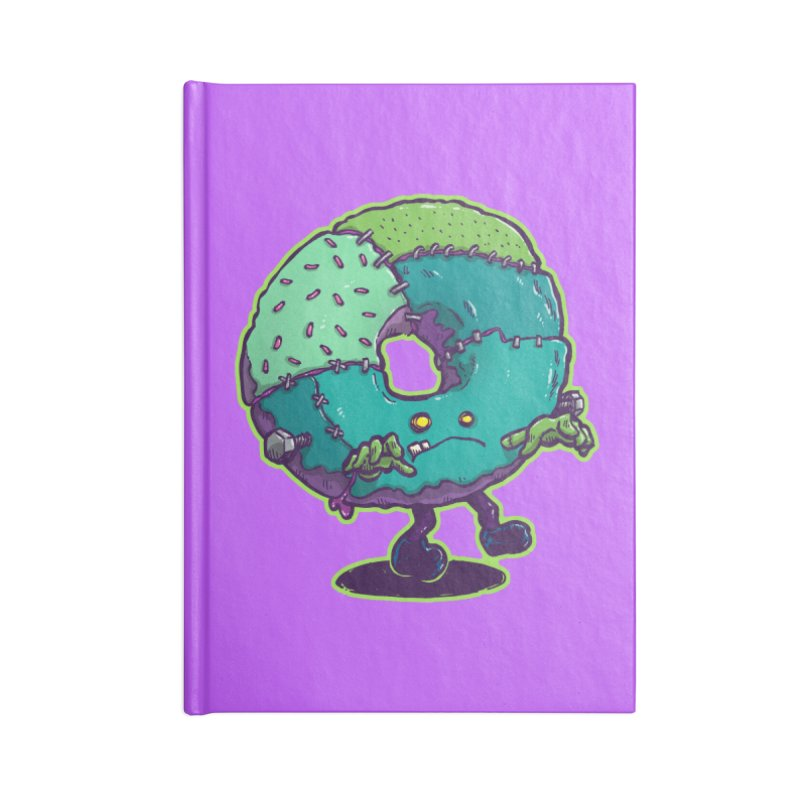 Composite Donut Accessories Notebook by nickv47