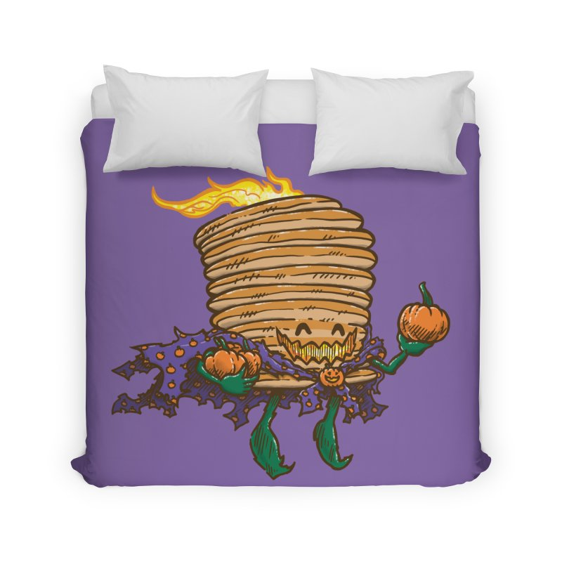 Captain Scarecake Home Duvet by nickv47